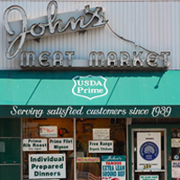 John's Meat Market Since 1939