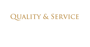 Quality and Service since 1939