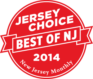 Winner of NJ Monthly Best of NJ 2014
